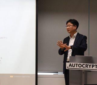 AUTOCRYPT CEO